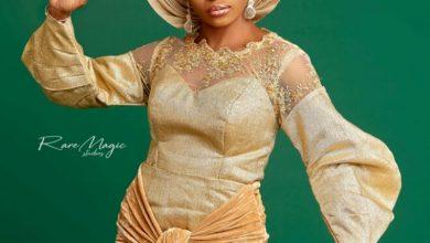 Photo of Nollywood actress Omowunmi Dada would make a beautiful bride (photos)