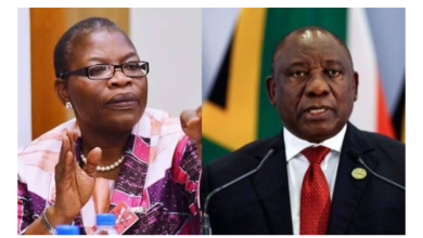 Photo of Xenophobia in South Africa: Oby Ezekwesili petitions President Cyril Ramaphosa