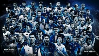 Photo of Premier League stars dominated 55-man FIFPRO World 11
