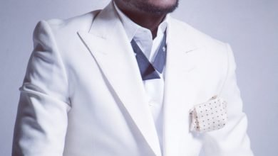 Photo of Ubi Franklin shares picture he took the day he almost took his own life due to depression