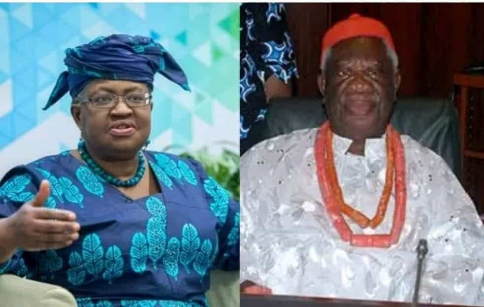 Ngozi Okonjo-Iweala's family fight over late father's throne