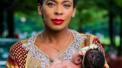 Photo of Tboss shares first photo of her baby girl, yet to reveal who the father is