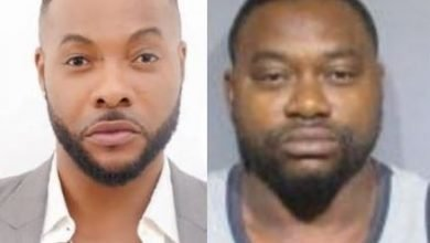 Photo of Man believed to be Bolanle Ninalowo's brother arrested by FBI in Chicago