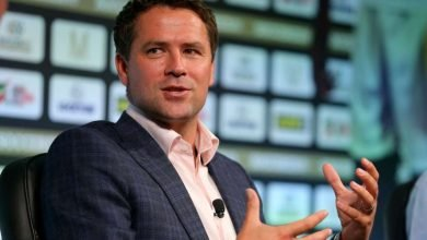 Photo of Michael Owen names manager that ended his football career
