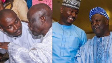 Photo of Nairabet owner, Akin Alabi announces the passing away of his dad