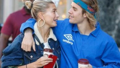 Photo of Justin Bieber slams fans who criticized him for always gushing about wife