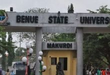 BREAKING: Benue Varsity shut down indefinitely