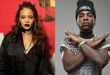 Rihanna - Burna Boy