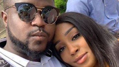 Photo of Davido's elder brother's fiancee counts down to their wedding day