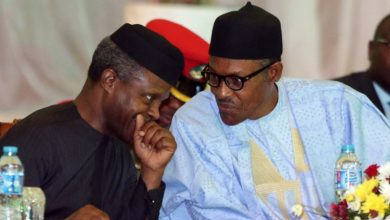 Photo of APC governors break silence on cold war between Buhari and Osinbajo