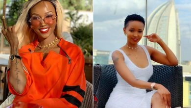 Photo of Huddah Monroe sends strong message to ladies with wealthy man
