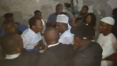 Photo of Sowore dragged out of court by DSS, to be remanded