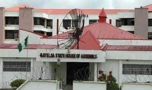 Photo of Gunshots as Bayelsa State Assembly impeach Speaker