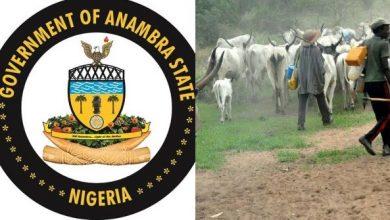 Photo of Anambra begins registration of herdsmen