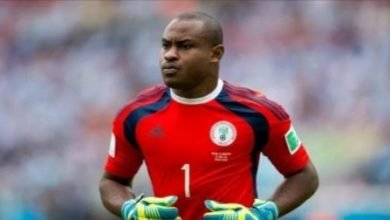 Photo of Enyeama given condition to return to Super Eagles