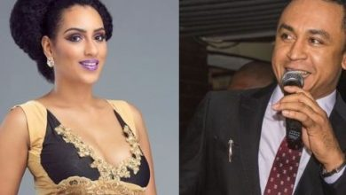 Photo of Juliet Ibrahim reacts as Daddy Freeze call out celebrities over xenophobia