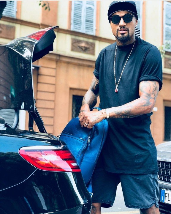 I was an idiot, I bought 3 cars in a day - Kevin-Prince Boateng