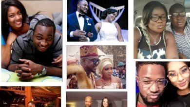 Photo of How 10 Celebrity Marriages Crashed In 10 Months
