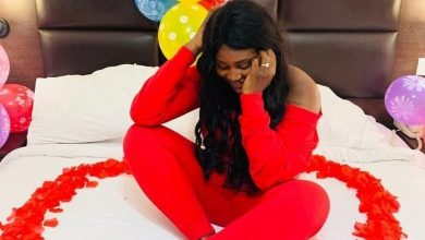 Photo of Actress Chizzy Alichi ready to wed, flaunts her engagement ring (Photos)