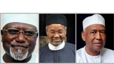 Photo of Meet the 5 Powerful Men Pres. BUHARI Does Not Joke With