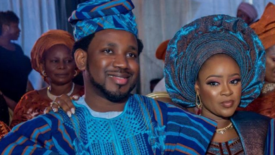 Photo of Beejay sax plays father's role, gives out sister's hand in marriage (photos)