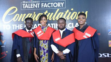 Photo of Glitz, Glamour as Inaugural Class of MultiChoice Talent Factory Academy Graduates