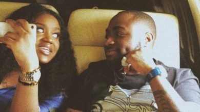 Photo of The moment Davido officially asked Chioma to marry him (photos, videos)