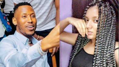 Photo of Gifty Powers won't stop attacking me, she wants me back – Mr 2Kay