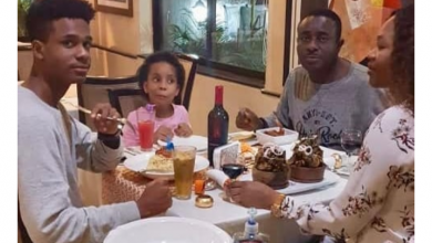 Photo of Emeka Ike is expecting another child with his new South African lover