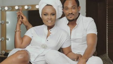 Photo of Blossom Chukwujekwu finally opens up on his marital crisis, says his heart is broken