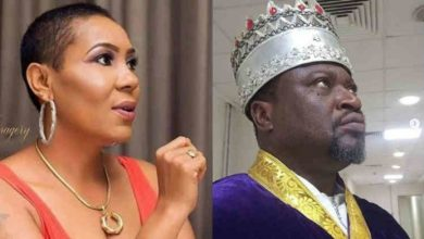Photo of Another Nollywood fight! Shan George rains curses on Femi Branch (Details)