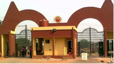 Photo of Drama as Snakes take over Auchi Poly…student runs out naked from bathroom