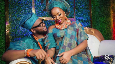 Photo of How my dad felt at my wedding to Teddy A – Bambam (photos)