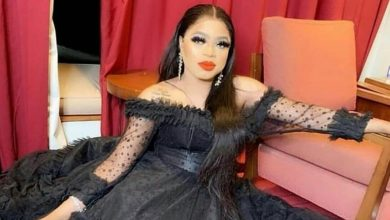 Photo of How Bobrisky disappeared from sight after police stormed his birthday party, arrested 5