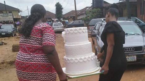 Jilted Lover Storms Church To Stop Wedding
