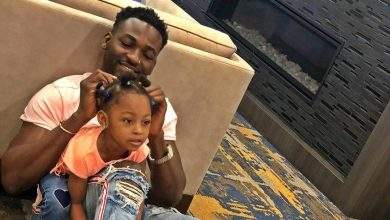 Photo of Divorce scandal: See how Gbenro Ajibade and daughter are coping (Photos)
