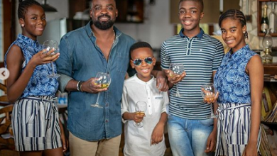 Photo of Kunle Afolayan confirms marriage crash, marks birthday (photos)