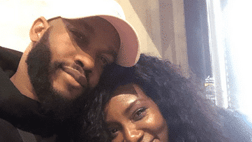 Photo of Lynxxx caught double-dating, weeks after releasing loved up photo with Genevieve Nnaji