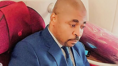 Photo of Iyabo Ojo, Odunlade Adekola's protege, Dayo Amusa, others bombard MC Oluomo with congratulatory messages (photos)