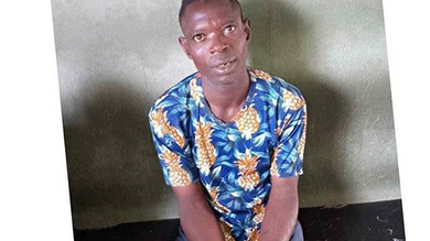 Photo of Man explains why he has been defiling his daughter for 3yrs