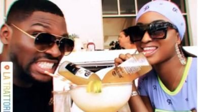 Photo of BBNaija's Tobi Bakre and Kim Oprah enjoy vacation in Florida (photos)