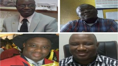 Photo of Full List Of Lecturers Accused Of Sex For Grades Scandals (Photos)