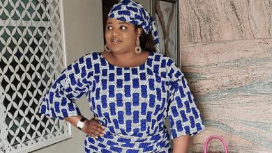 Photo of Nollywood Actress, Funke Adesiyan becomes Aisha Buhari's aide
