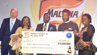 Photo of Abuja Teacher, Ezem Collins Wins 2019 Maltina Teacher of the Year
