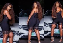 Cee-C gets marriage pressure from father, goes on a date in sexy outfit (photos)