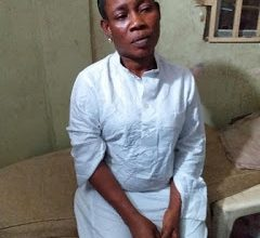 """Photo of The lady used by numerous pastors for """"Miracle healing"""" finally speaks (photos)"""