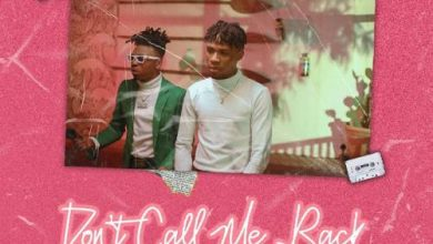 Photo of Joeboy ft. Mayorkun – Don't Call Me