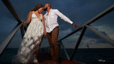 Photo of Our love is that of the Dove! Eki and Osagie's pre wedding pictures.