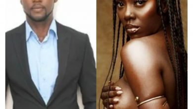 Photo of Raunchy photos: Gospel musician, Warepamor Sammy lambasts Tiwa Savage