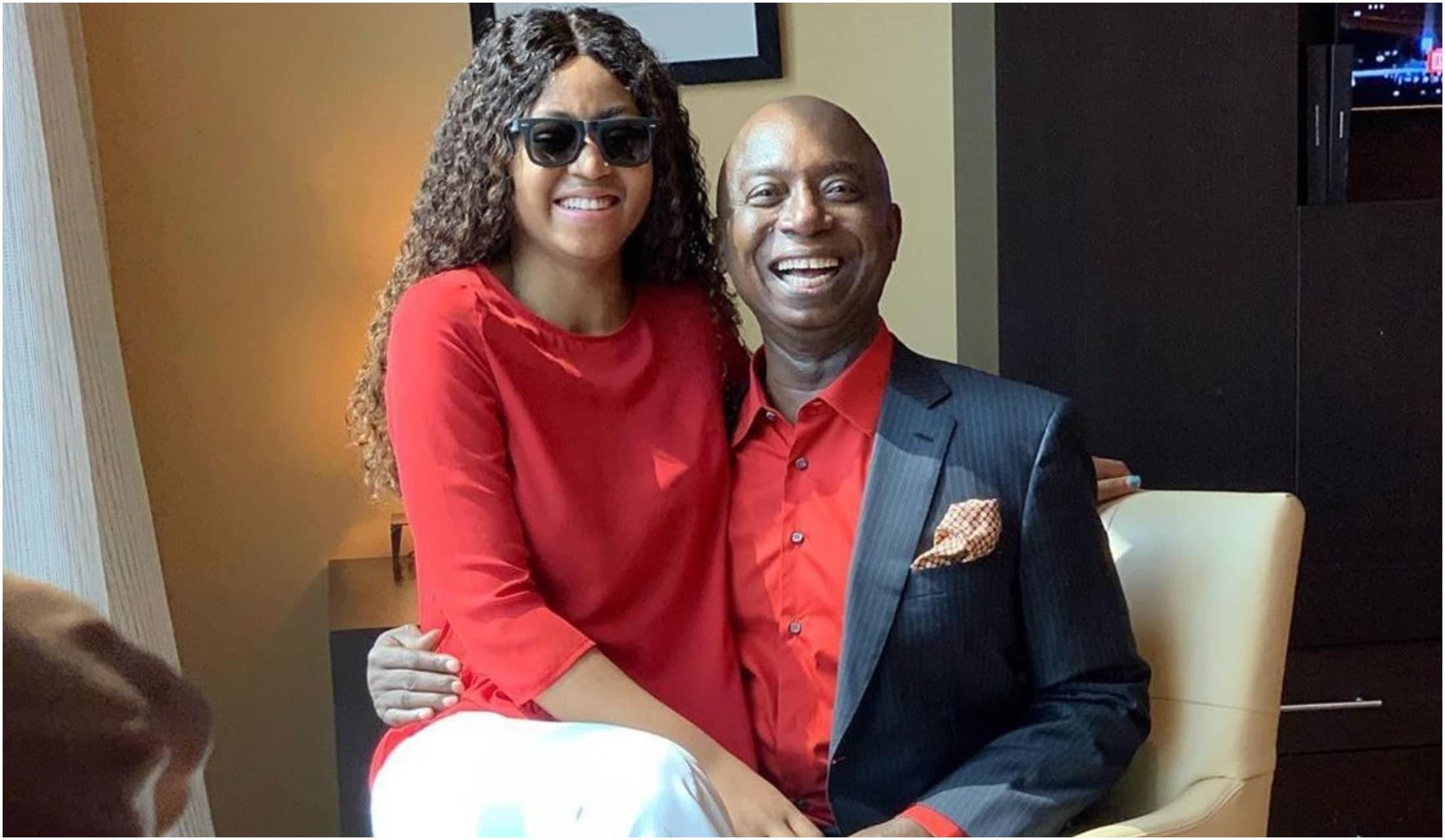 Regina Daniels met within three weeks Ned Nwoko